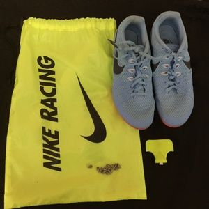 Nike Women's Rival M Track Racing Shoes